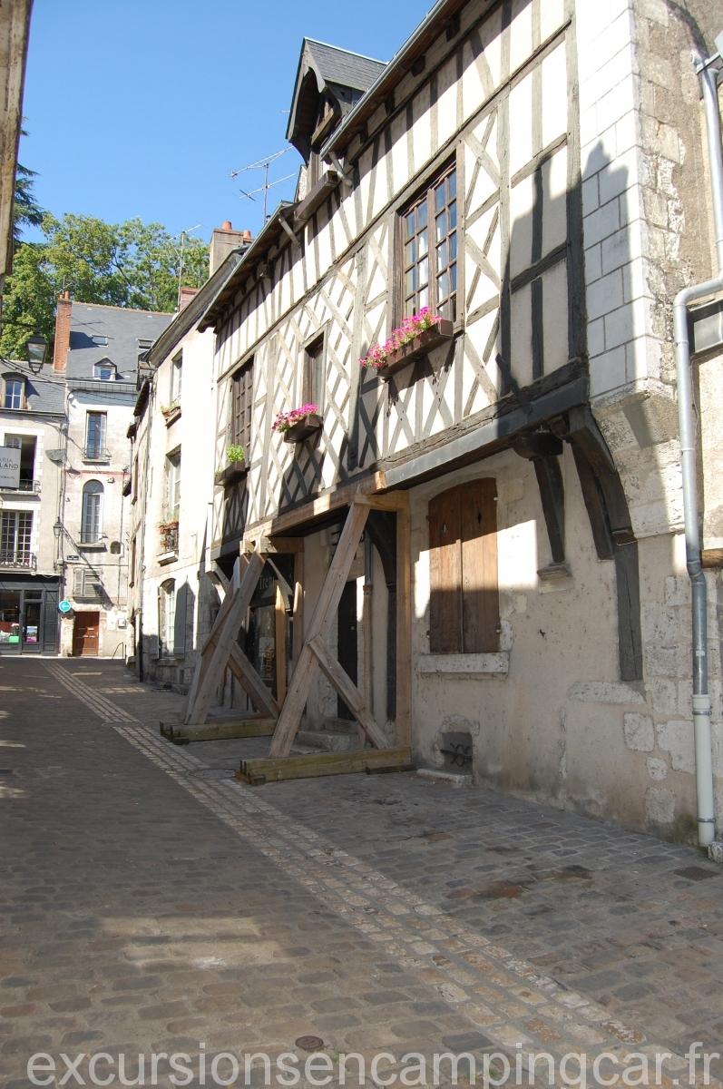 Petite rue de Blois