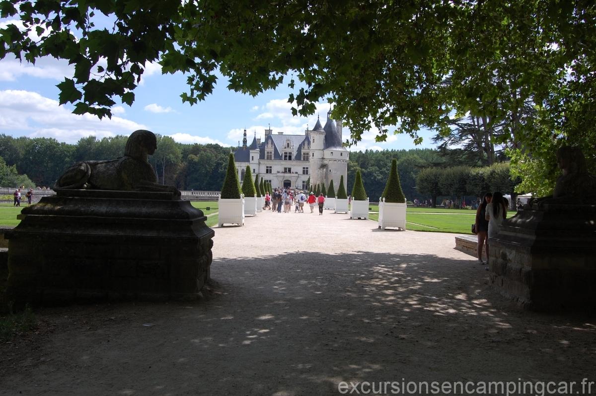 DSC_0061Château de Chenonceau