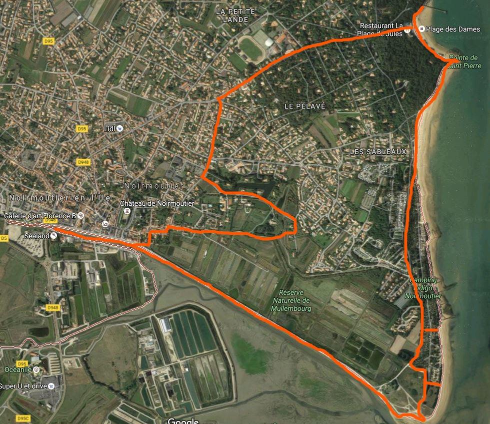 Promenade à Noimoutier-en-l'île
