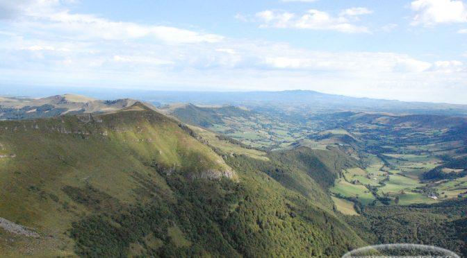Nos vacances d'été en Auvergne, en camping-car