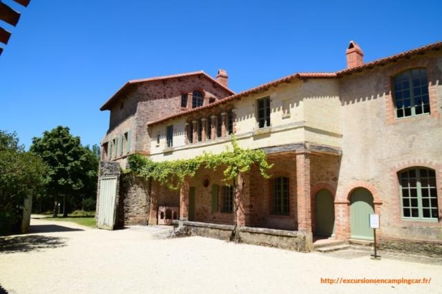 Clisson, Domaine de la Garenne Lemot