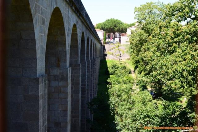 le Viaduc de Clisson servant à franchir la Moine