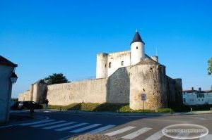 Le château de Noirmoutier-en-l'Île