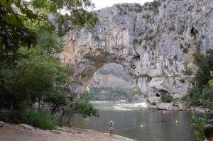 Vallon Pont d'Arc - 15-08-2014