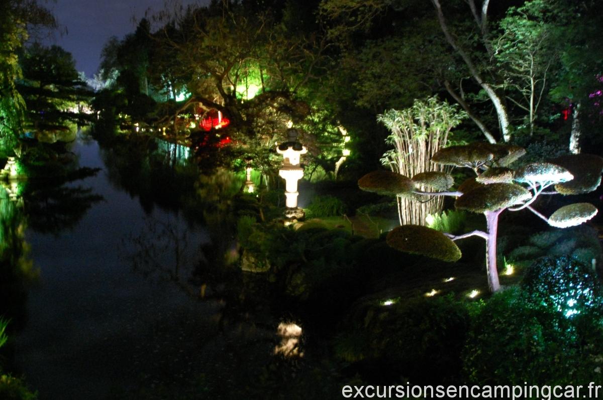 Dsc 0110 le parc oriental de maul vrier de nuit for Le jardin oriental de maulevrier