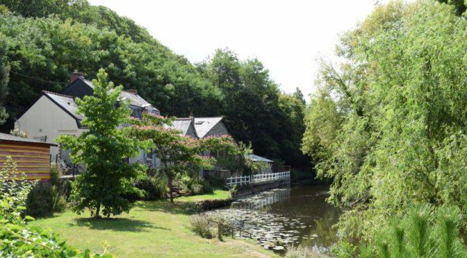 de l'Anjou à la Mayenne en passant par la Sarthe – 1ere partie