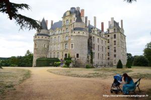 DSC 0001 Château de Brissac